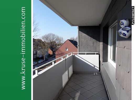 Für Kapitalanleger! Raffiniert geschnittene 2,5- Zimmer  ETW mit Balkon in Gelsenkirchen-Scholven