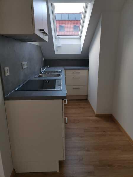 Neubauwohnung mit Dachterrasse und EBK in West (Landshut)