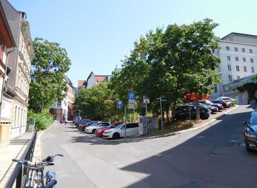 Baugrundstück für Parkhaus in der Innenstadt von Halle (Saale)