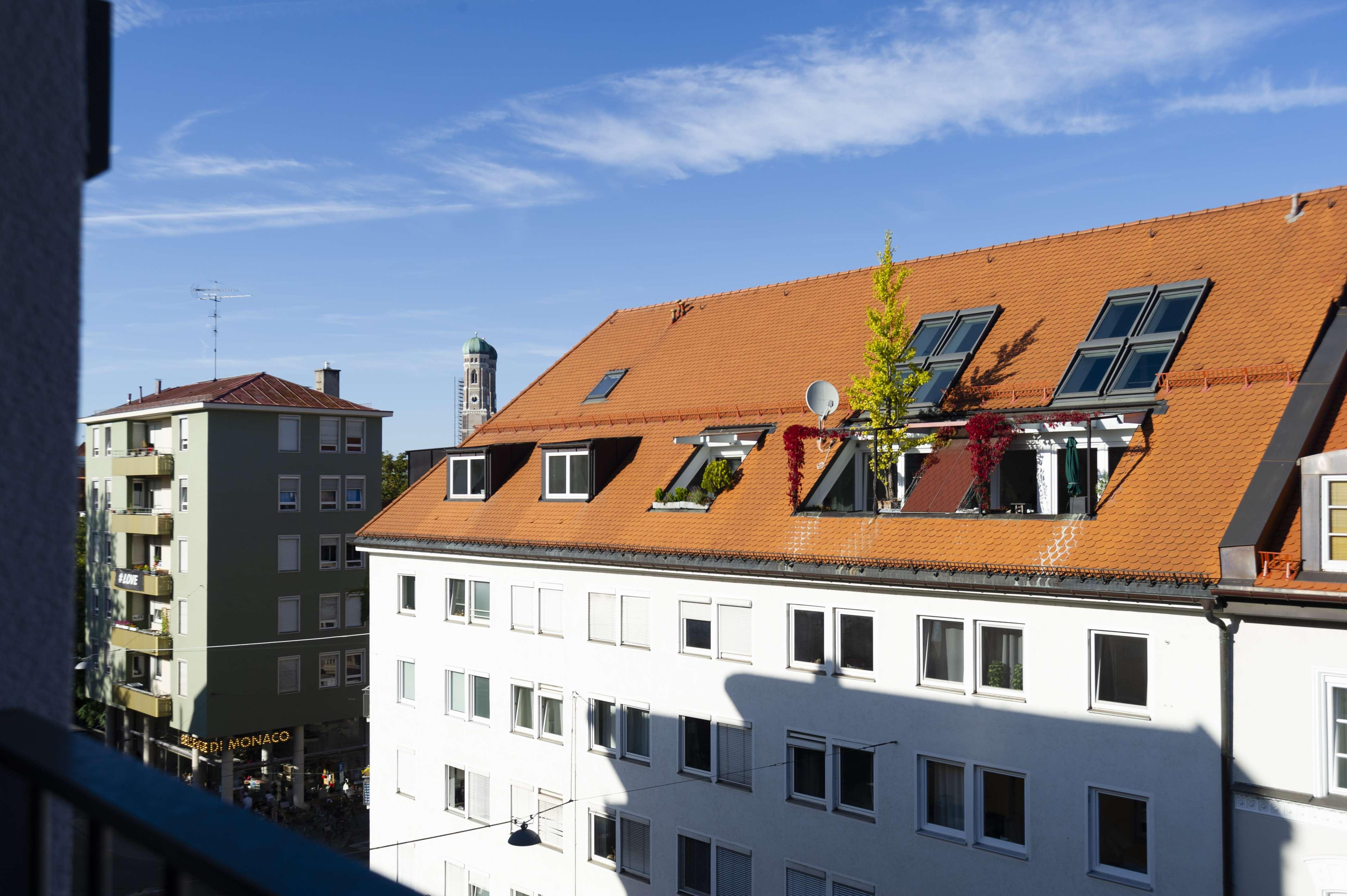 """FASZINATION GÄRTNERPLATZ - DACHGESCHOSS-FEELING. MODERN LIVING im """"COR 4"""". Erstbezug. in Ludwigsvorstadt-Isarvorstadt (München)"""