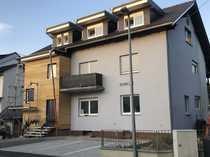 Modernisierte 2-Raum-DG-Wohnung mit Balkon und