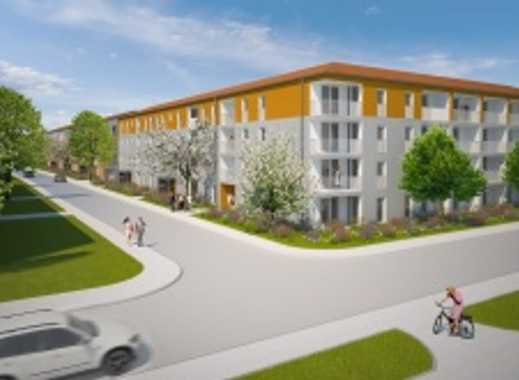 MÜNCHEN-MODELL-Wohnung 2-Zimmer mit Kochnische im Harthof