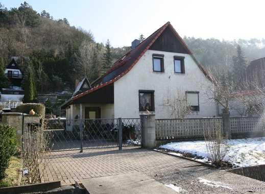 Modernisierungsbedürftiges EFH im beliebten Wohnviertel Marienberge in 06632 Freyburg zu verkaufen!