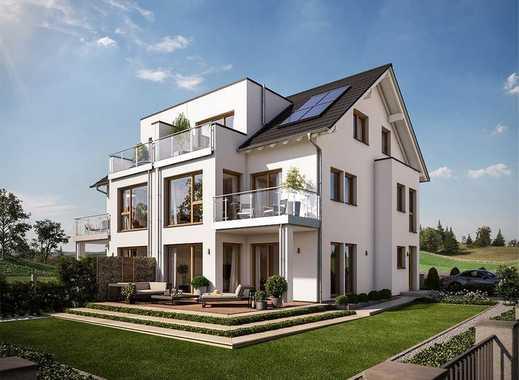 Große Neubaudoppelhaushälften in exklusiver Seelage