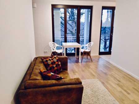Erstbezug! Möbliertes 2-Zi-Apartment mit hochwertiger Ausstattung AB SOFORT zu vermieten in Obergiesing (München)