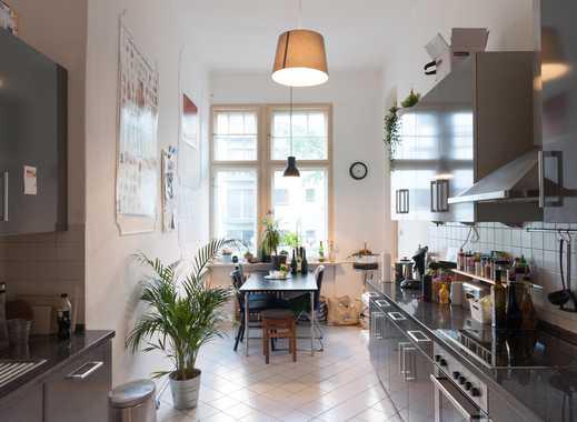 Möbliertes 27qm Zimmer in heller, freundlicher 3er-WG in zentraler Lage in Wilmersdorf