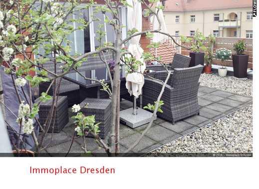 Saniertes Vorder- und Hinterhaus in Dresden-Laubegast