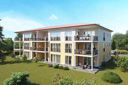 3,5  - Zimmer - Wohnung in der obersten Etage mit Alpenblick ab März 2021 in Mühldorf am Inn