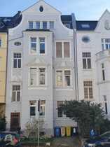 Gepflegte Wohnung mit dreieinhalb Zimmern