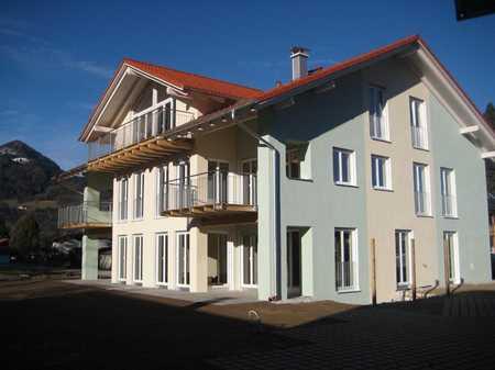 Bergpanoramablick - Marquartstein / Chiemsee 4-Zi. Wohn. - 137 m² - provisionsfrei in Marquartstein