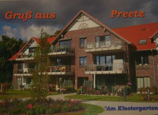 Neuwertige 2-Zimmer-Wohnung mit Balkon und EBK in Preetz