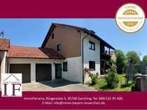 Freistehendes Einfamilienhaus mit ELW in