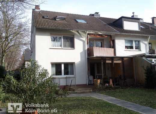 Köln-Ostheim - Gepflegtes Reihenhaus mit 2 sep. Wohnungen (aufgeteilt nach WEG)