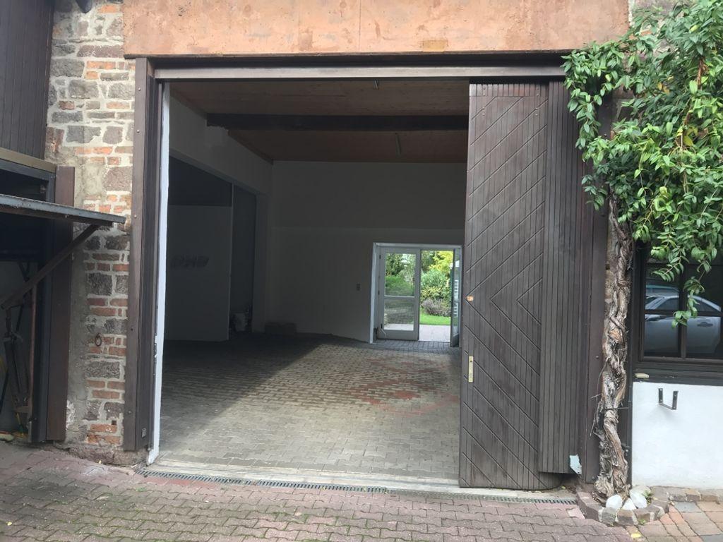 Zugang zur Loftwohnung