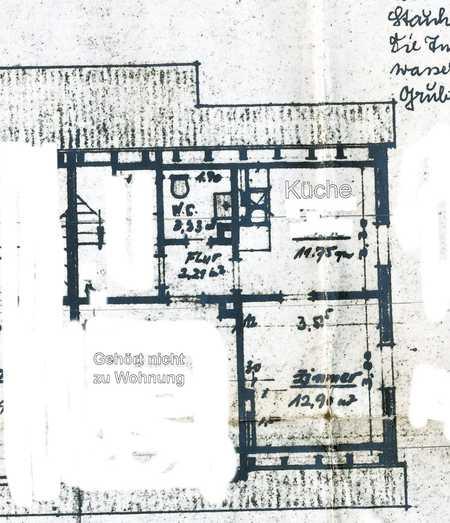 1,5 Zimmer Wohnung München Ost Zorneding in Zorneding