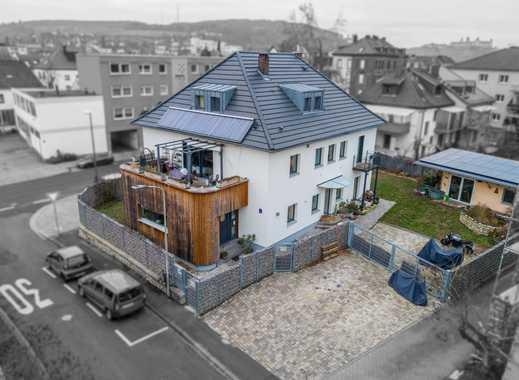 Sanderau: Wohn- und Geschäftshaus (Wfl. ca. 110 m²/Büro ca. 115 m²) + Lagerfläche ca. 130 m²