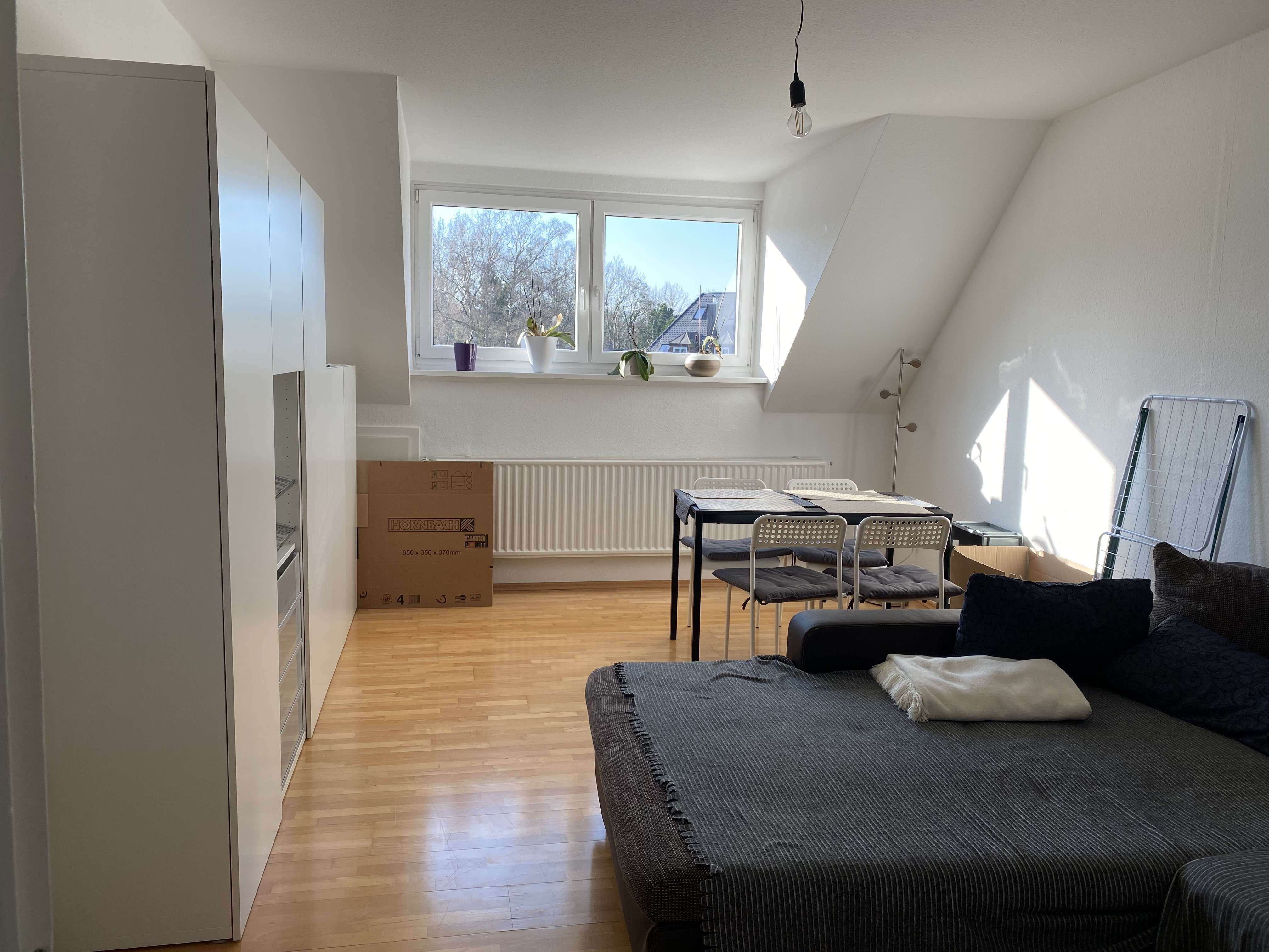 2.5 Zimmer Wohnung zwischen U-Bahn und Englischem Garten in