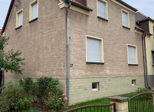 DHH mit separater Einliegerwohnung/oder Bürofläche in Dessau-Waldersee