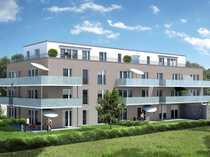 Lichtdurchflutete 3-Zimmer-Penthousewohnung mit riesiger Terrasse