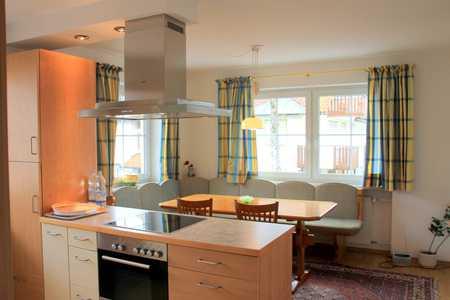 Einziehen und Wohlfühlen ! Schöne 2-Zimmer Wohnung, komplett möbliert in Bad Wörishofen