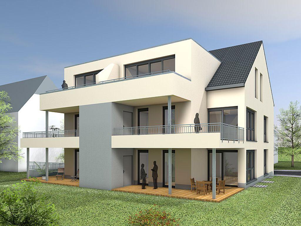 ruhige und moderne eigentumswohnung im gr nen we 5. Black Bedroom Furniture Sets. Home Design Ideas