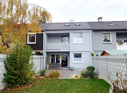 Modernisiertes Reihenmittelhaus in ruhiger und bevorzugter Wohnlage in Augsburg