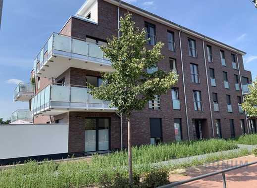 Erstbezug! Traumhafte + helle 2-Zi.-Wohnung in Neubau in Lilienthal-Mitte