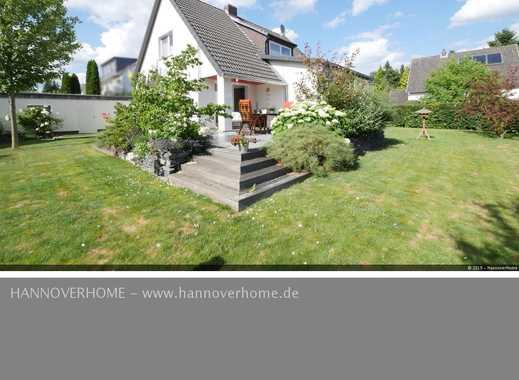 Schönes Einfamilienhaus in Laatzen mit großem Garten