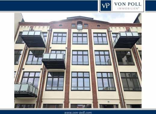 Erstbezug / Provisionsfrei: Historische, zentrale 3 - Zimmer - Wohnung