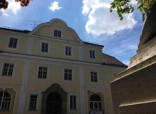 Vollständig renovierte 2,5-Zimmer-Wohnung  in Au/Hallertau - Historisches Ambiente
