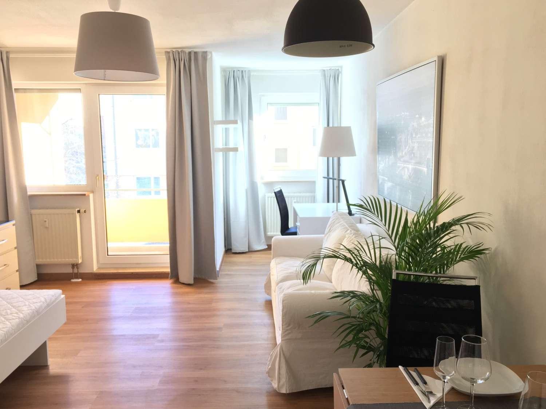 Möblierte 1-Zimmer Wohnung in St. Johannis in
