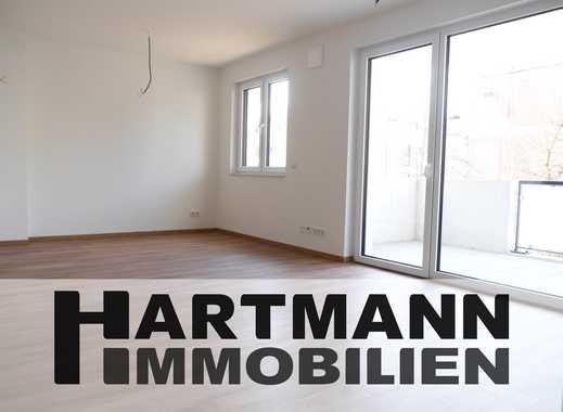 Neubau-Erstbezug: Geräumige 2-Zimmer Wohnung mit Balkon