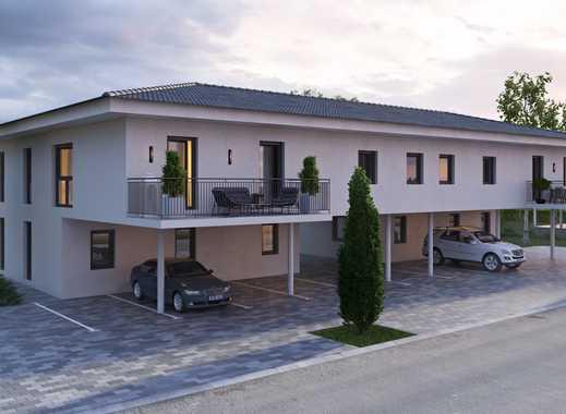 Neubau Exklusive  3-Zimmer Eigentumswohnung mit Balkon