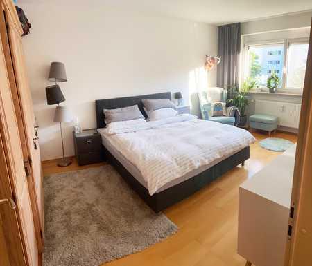Gepflegte 2-Zimmerwohnung - gute Lage - gut geschnitten - Südseite in Büchenbach
