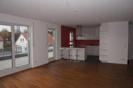 Repräsentatives Wohnen in ER-Neumühle: Schicke 3-Zimmer-Penthouse-Wohnung - eigener Aufzug-Zugang in Alterlangen (Erlangen)