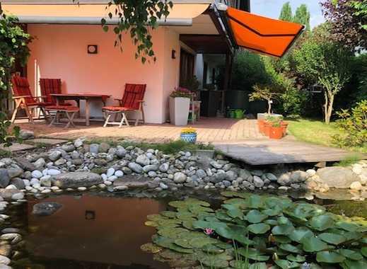 Haus-im-Haus - 5-Zimmer Wohnung mit Doppelhaus-Charakter und großem Garten in Bad Aibling