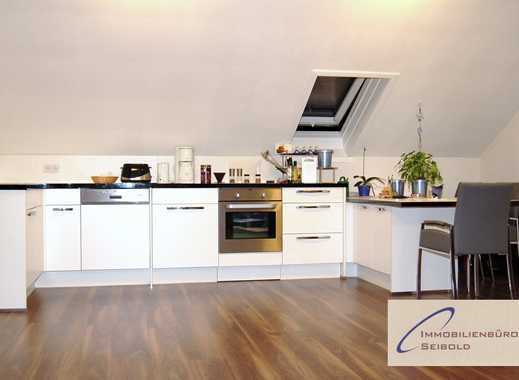 Ismaning - Großzügige, moderne Dachgeschoßwohnung - Immobilienbüro Seibold