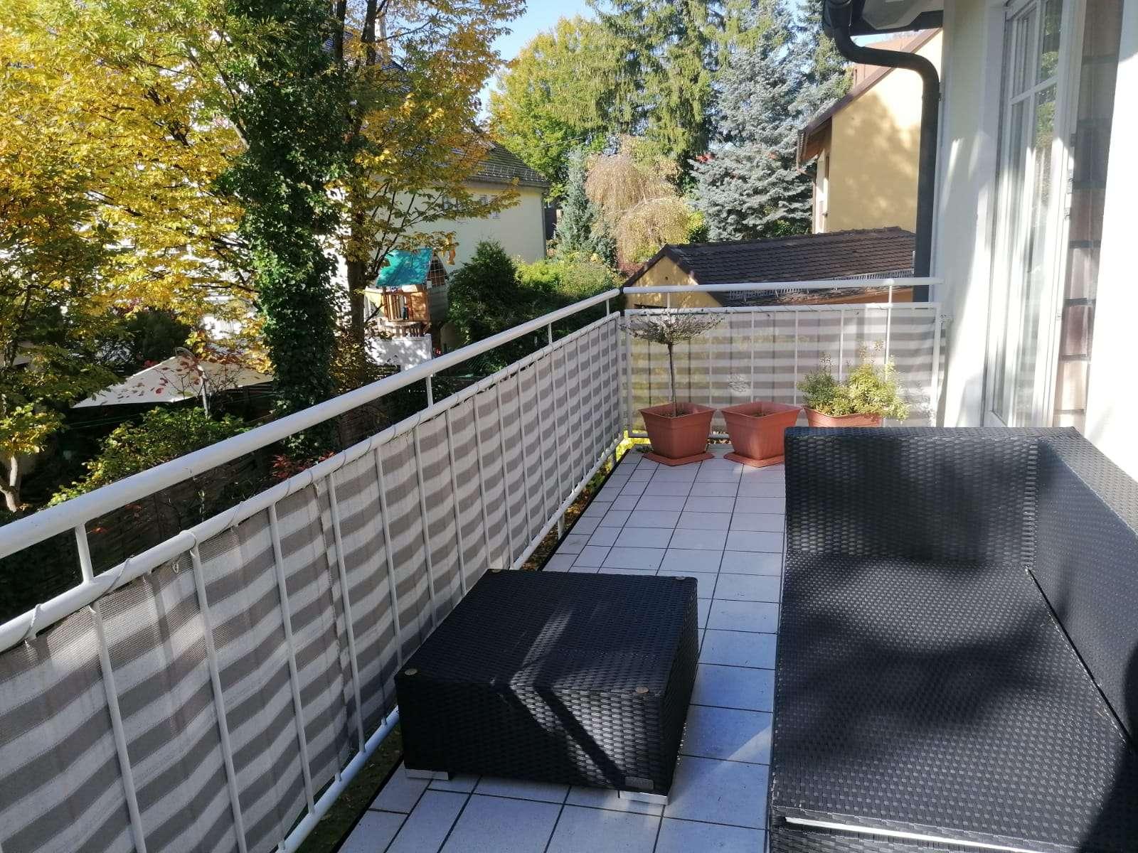 Helle & ruhige drei Zimmer Wohnung in München, Trudering in Trudering (München)