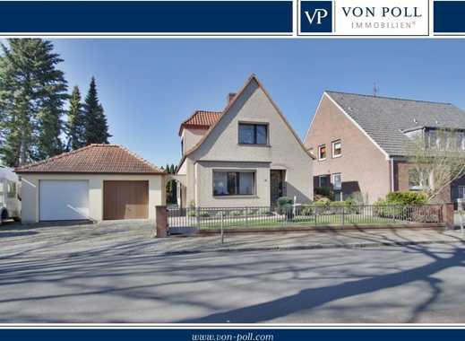 Freistehendes Zweifamilienhaus in unmittelbarer Nähe zum Werdersee