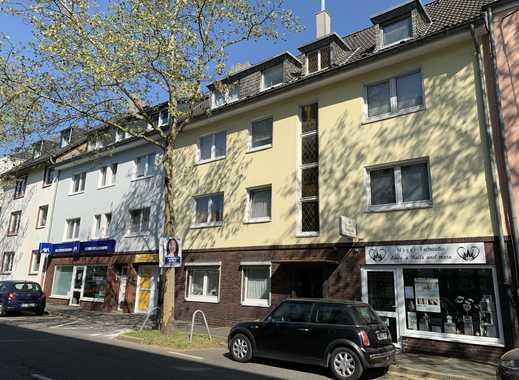 Sehr schöne 2-Zimmer-Wohnung mit Balkon in zentraler Lage