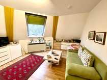 Single-Wohnung mit Küchenzeile in F-Schwanheim
