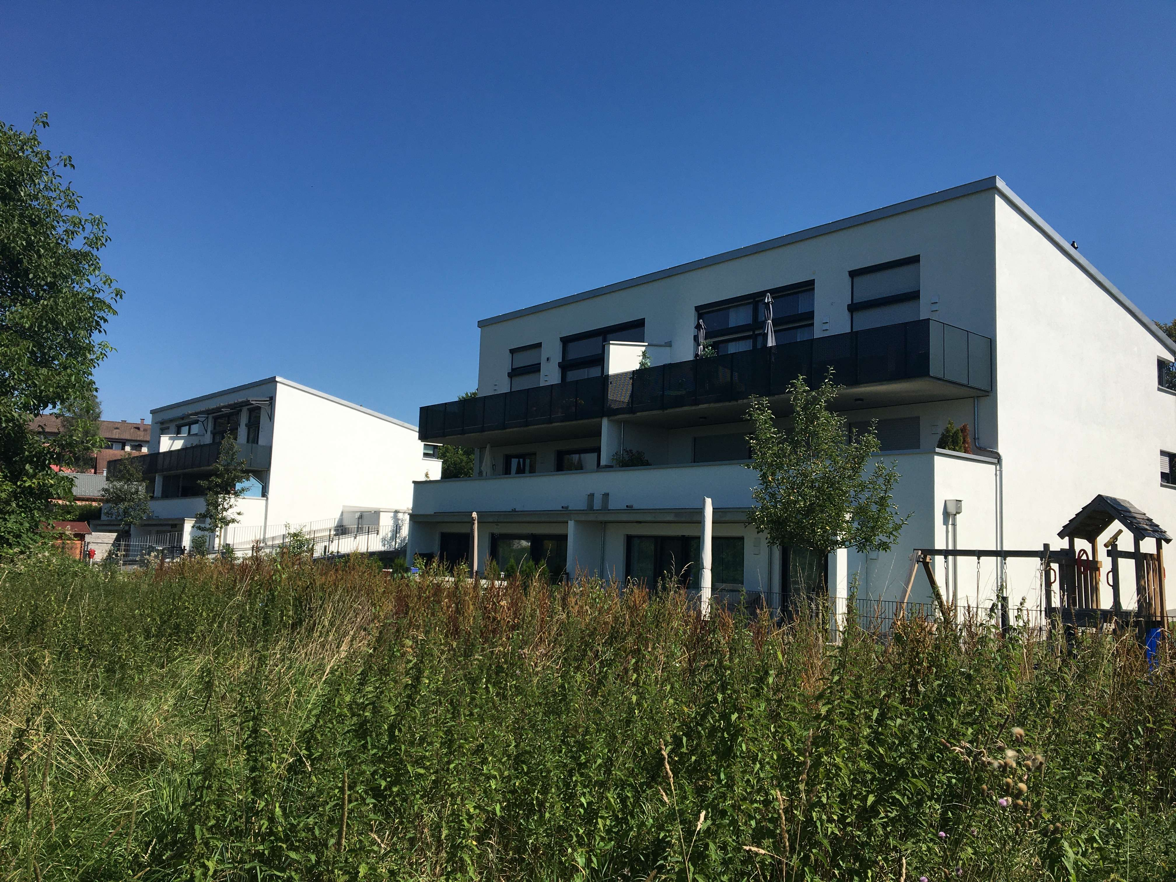 Exklusive, neuwertige 3-Zimmer-Dachgeschossatelierwohnung mit traumhaftem  Panoramablick in