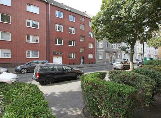 Sehr gepflegtes Mehrfamilienhaus mit freier Eigentümerwohnung in ruhiger Lage von Gelsenkirchen