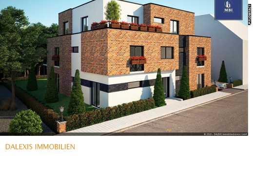 Neubau in Duisburg-Alt Homberg: Balkonwohnung mit 2 Zimmern -provisionsfrei-
