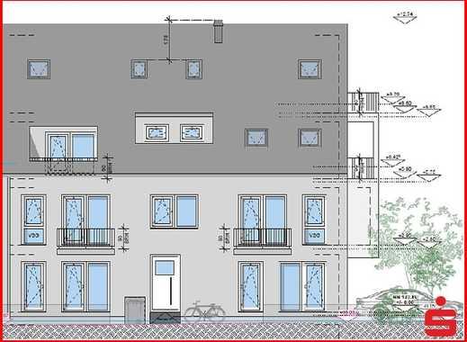 Neubau 2 Zimmer Wohnung im EG mit Terrasse in ruhiger Wohnlage
