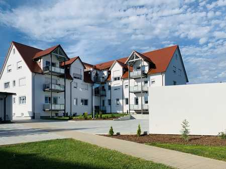 gemütliche 3-Zimmerwohnung im Dachgeschoss in Kaisheim