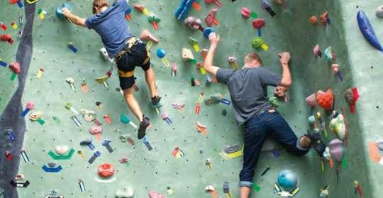 Beispiel Kletterpark