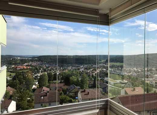 Möbliertes 1,5 Zimmer Apartement mit tollem Ausblick vom Wintergarten