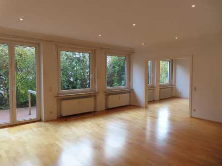 Äußerts geräumige 4-Zimmer-Terrassenwohnung in guter Lage in Bad Wörishofen