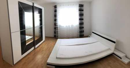 Wunderschöne 2-Zimmer-Wohnung mit Einbauküche, teilweise möbliert in Göggingen/Augsburg in Göggingen